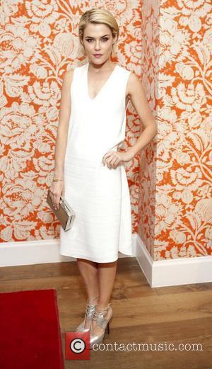 Rachael Taylor '666 Park Avenue' series premiere party at Crosby Street Hotel - Arrivals New York City, USA - 24.09.12