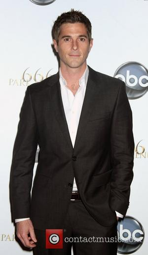 Dave Annable  '666 Park Avenue' series premiere party at Crosby Street Hotel - Arrivals  New York City, USA...