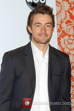 Robert Buckley '666 Park Avenue' series premiere party at Crosby Street Hotel - Arrivals  New York City, USA -...