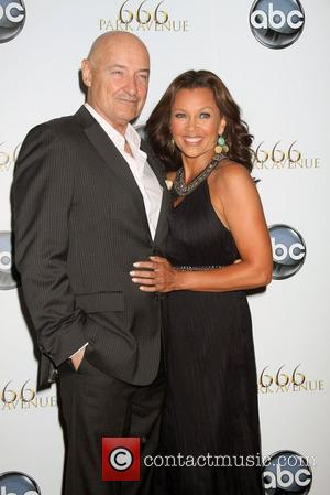 Terry O'Quinn and Vanessa Williams  '666 Park Avenue' series premiere party at Crosby Street Hotel - Arrivals  New...