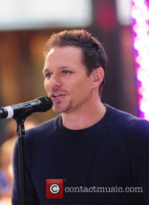 98 Degrees Star Arrested