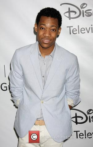 Tyler James Williams  Disney ABC Television Group Hosts TCA Winter Press Tour - arrivals Held At The Langham Huntington...