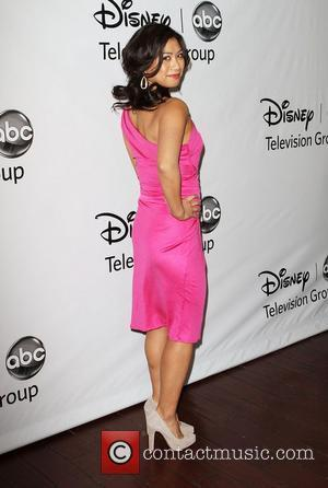 Liza Lapira Disney ABC Television Group Hosts TCA Winter Press Tour held at The Langham Huntington Hotel - Arrivals...