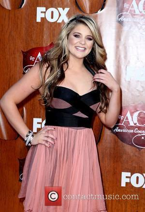 Lauren Alaina   2011 American Country Awards - Arrivals at the MGM Grand Resort Hotel and Casino Las Vegas,...