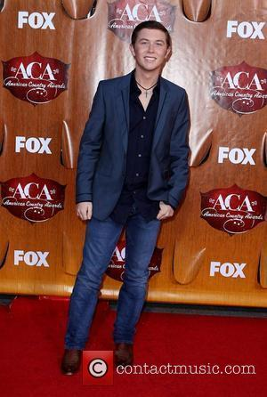 Scotty McCreery   2011 American Country Awards - Arrivals at the MGM Grand Resort Hotel and Casino Las Vegas,...