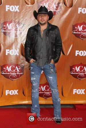 Jason Aldean 2011 American Country Awards - Arrivals at the MGM Grand Resort Hotel and Casino  Las Vegas, Nevada...