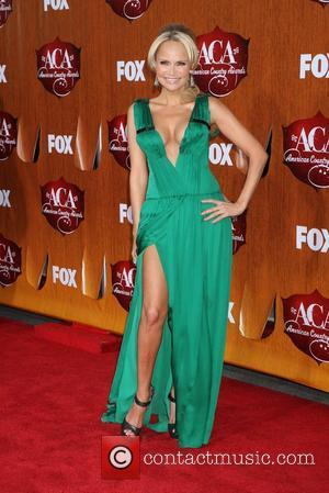 Kristin Chenoweth Fighting Ear Infection