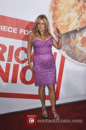 Jennifer Coolidge  American Reunion Los Angeles Premiere - Arrivals at Grauman's Chinese Theatre Hollywood, California - 19.03.12