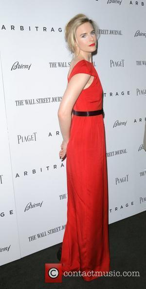 Brit Marling  New York Premiere of Arbitrage held at the Walter Reade Theater New York City, USA - 12.09.12