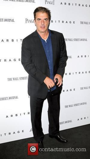 Chris Noth   New York Premiere of Arbitrage held at the Walter Reade Theater  New York City, USA...