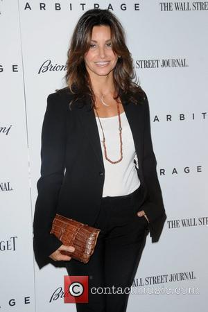 Gina Gershon  New York Premiere of Arbitrage held at the Walter Reade Theater New York City, USA - 12.09.12