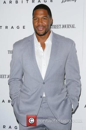 Michael Strahan  New York Premiere of Arbitrage held at the Walter Reade Theater New York City, USA - 12.09.12