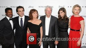 Nate Parker, Brit Marling, Laetitia Casta, Richard Gere and Susan Sarandon