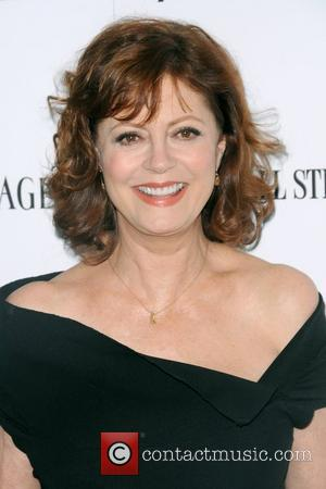 Susan Sarandon Brushes Off Age Gap In New Romance