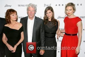 Susan Sarandon, Brit Marling, Laetitia Casta and Richard Gere