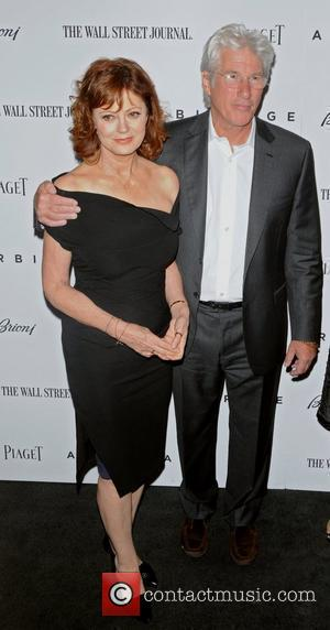 Susan Sarandon and Richard Gere