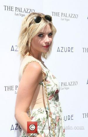 Ashley Benson  Azure Pool At The Palazzo Celebrates Labor Day Weekend at the The Palazzo Las Vegas, Nevada -...