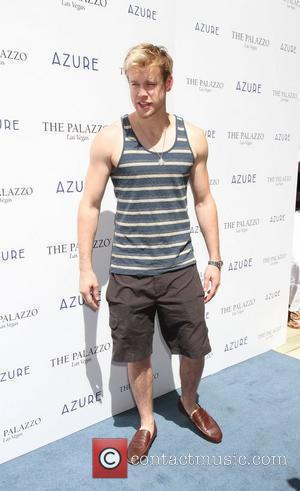 Chord Overstreet  Azure Pool At The Palazzo Celebrates Labor Day Weekend at the The Palazzo Las Vegas, Nevada -...