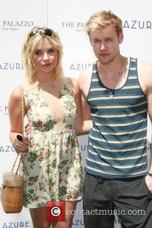 Ashley Benson, Chord Overstreet  Azure Pool At The Palazzo Celebrates Labor Day Weekend at the The Palazzo Las Vegas,...
