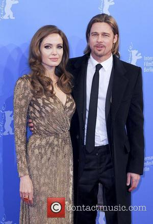 Angelina Jolie, Brad Pitt  62nd International Berlin Film Festival, Berlinale, In the Land of Blood and Honey Premiere held...