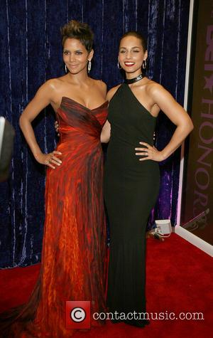 Halle Berry; Alicia Keys BET Honors 2013: Red Carpet Presented By Pantene at Warner Theatre  Featuring: Halle Berry, Alicia...