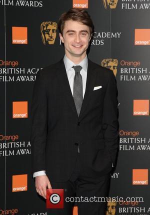 Daniel Radcliffe Orange British Academy Film Awards (BAFTA) nominations announcement in 2012 London, England - 17.01.12