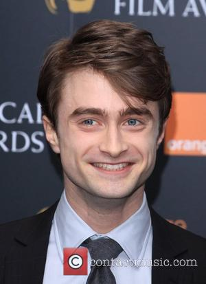 Daniel Radcliffe Orange British Academy Film Awards (BAFTA) 2012 nominations announcement London, England - 17.01.12