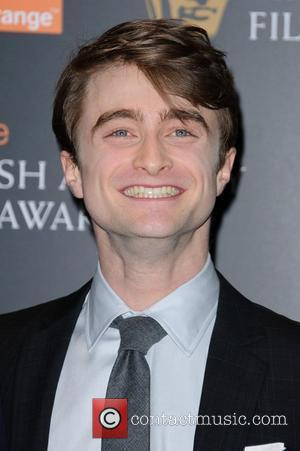 Daniel Radcliffe 2012 Orange British Academy Film Awards (BAFTA) nominations announcement London, England - 17.01.12