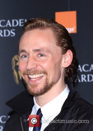 Tom Hiddleston and Bafta