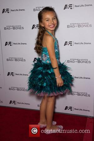 Caitlin Carmichael  A&E Network Hosts Premiere Party for Stephen King's Bag of Bones at Fig & Olive Restaurant West...
