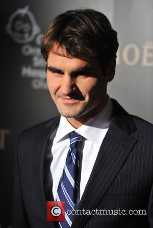 Roger Federer Barclays ATP World Tour Finals Gala held at the Royal Courts of Justice - Arrivals. London, England -...