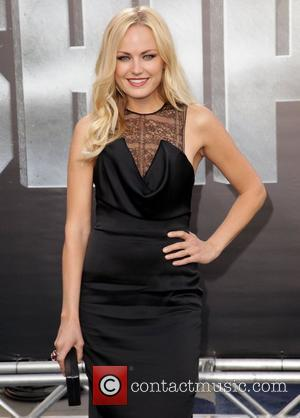 Malin Akerman Battleship premiere at the NOKIA Theatre - arrivals at L.A. LIVE Los Angeles, California - 05.10.12