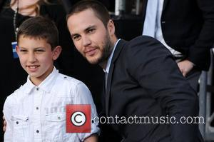 Taylor Kitsch Battleship premiere at the NOKIA Theatre - arrivals at L.A. LIVE Los Angeles, California - 05.10.12