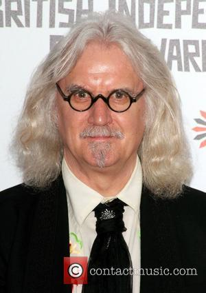 Billy Connolly British Independent Film Awards held at Old Billingsgate - Arrivals London, England - 09.12.12