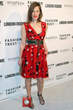 Liz Goldwyn  British Fashion Council's LONDON Show ROOMS LA Opening Cocktail Party at Smashbox West Hollywood, California - 12.03.12