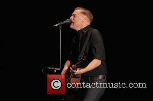 Bryan Adams performing live in concert at The Royal Albert Hall. London.England - 29.10.12