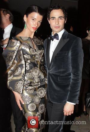 Zac Posen and Cfda Fashion Awards