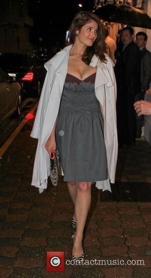Gemma Arterton and Cannes Film Festival