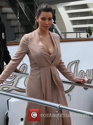 Kim Kardashian and Cannes Film Festival