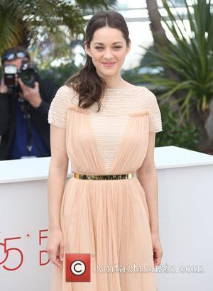 Marion Cotillard and Cannes Film Festival