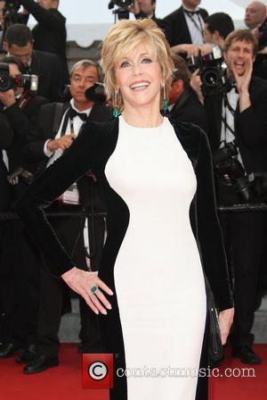 Jane Fonda and Cannes Film Festival