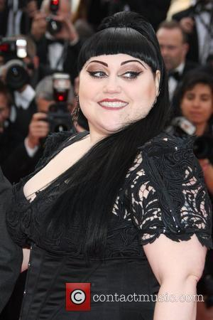 Beth Ditto and Cannes Film Festival