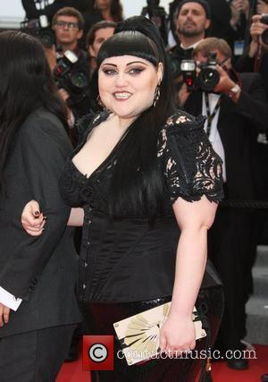 Beth Ditto De Rouille Et D'os (Rust and Bone) premiere during the 65th annual Cannes Film Festival Cannes, France -...