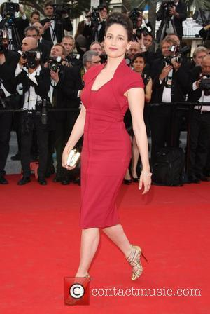 Marie Gillain and Cannes Film Festival