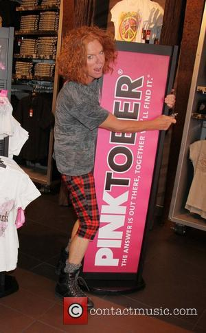 Carrot Top attends Hard Rock's 13th Annual