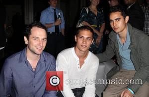 Matthew Rhys, Max Minghella, Rafi Gavron and Los Angeles Film Festival