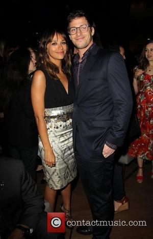 Rashida Jones and Andy Samberg