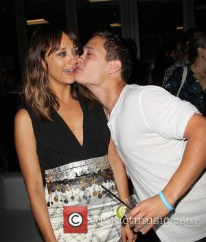 Rashida Jones and Rafi Gavron
