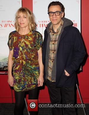 Kim Gordon and Fred Armisen