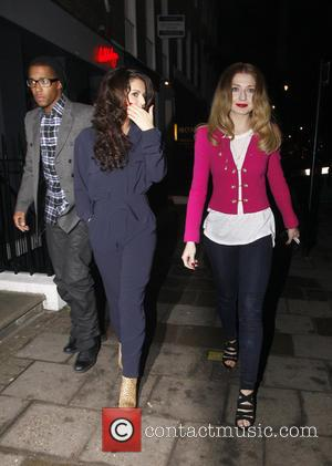 Cheryl Cole and Nicola Roberts